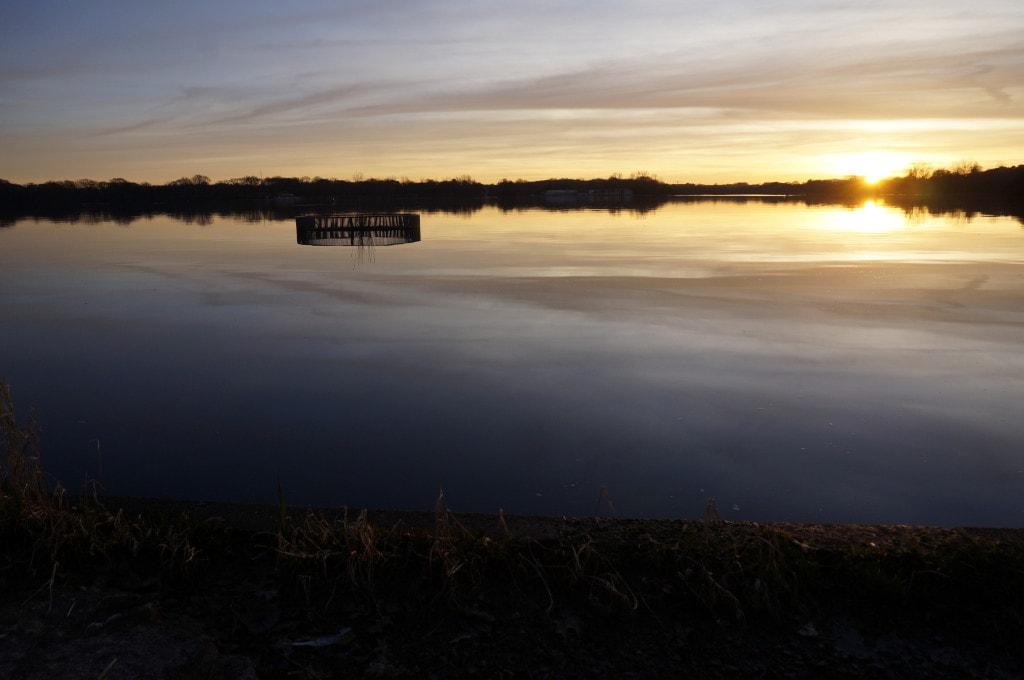 Lac Joalland à Saint-Nazaire
