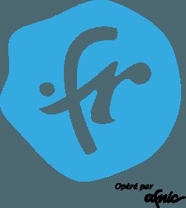 logo afnic de l'extension de domaine .fr