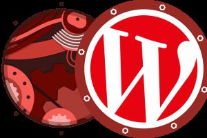 Logo Wordpress wptech